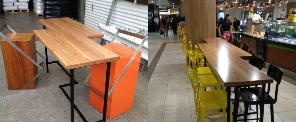 dry bar tables
