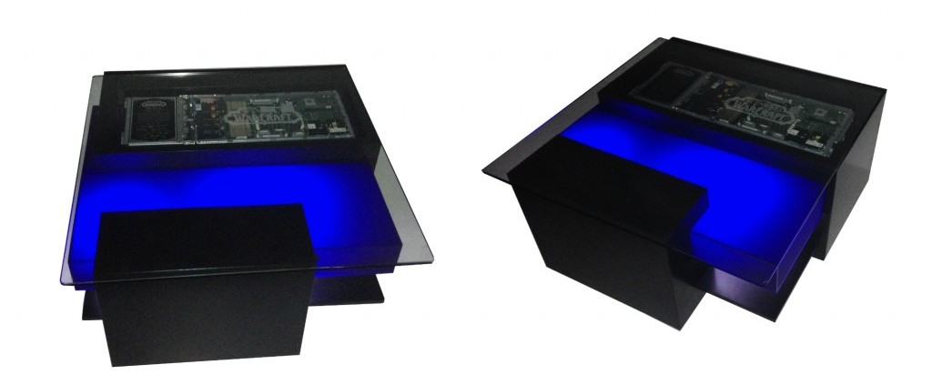 World of Warcraft coffee table