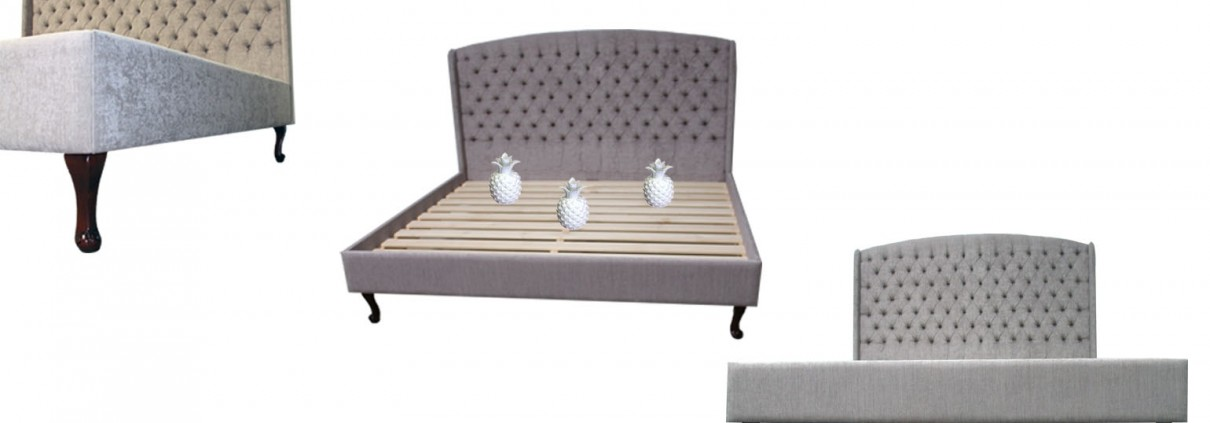 bed designed to house 2 king single mattresses