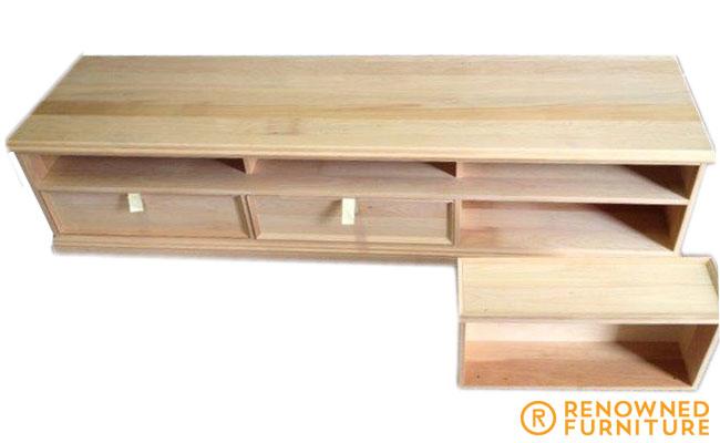 Raw unit fitting drawers RF