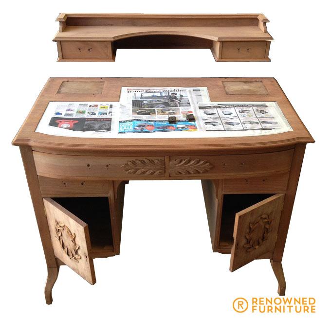 Antique Desk Renowned Furniture Custom Made Furniture Brisbane