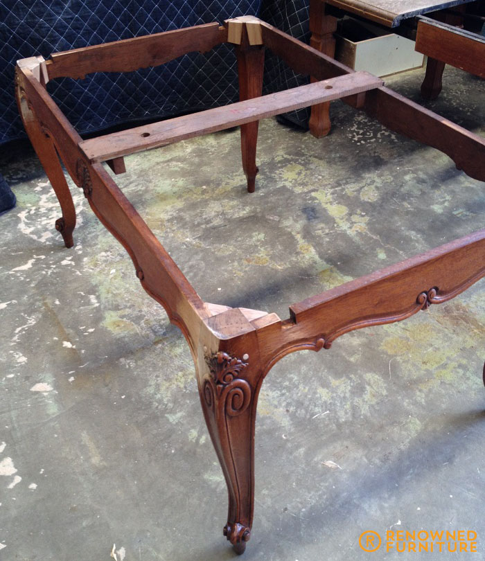 Bridget antique oak repair RF