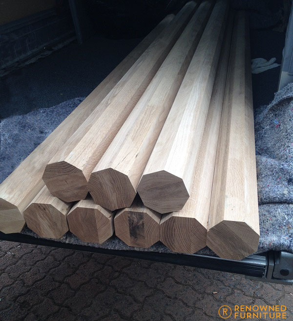 ready for turning