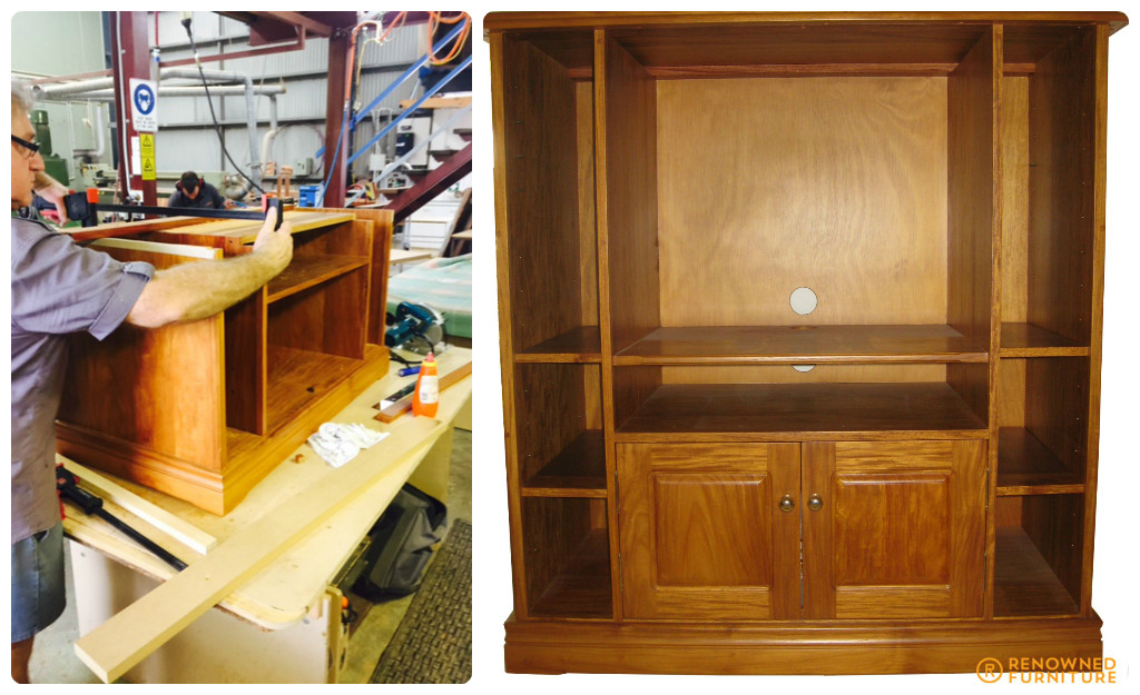 master craftsman and furniture