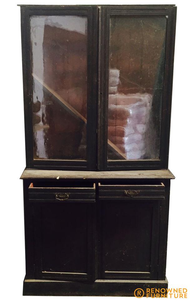 cabinet for restoration