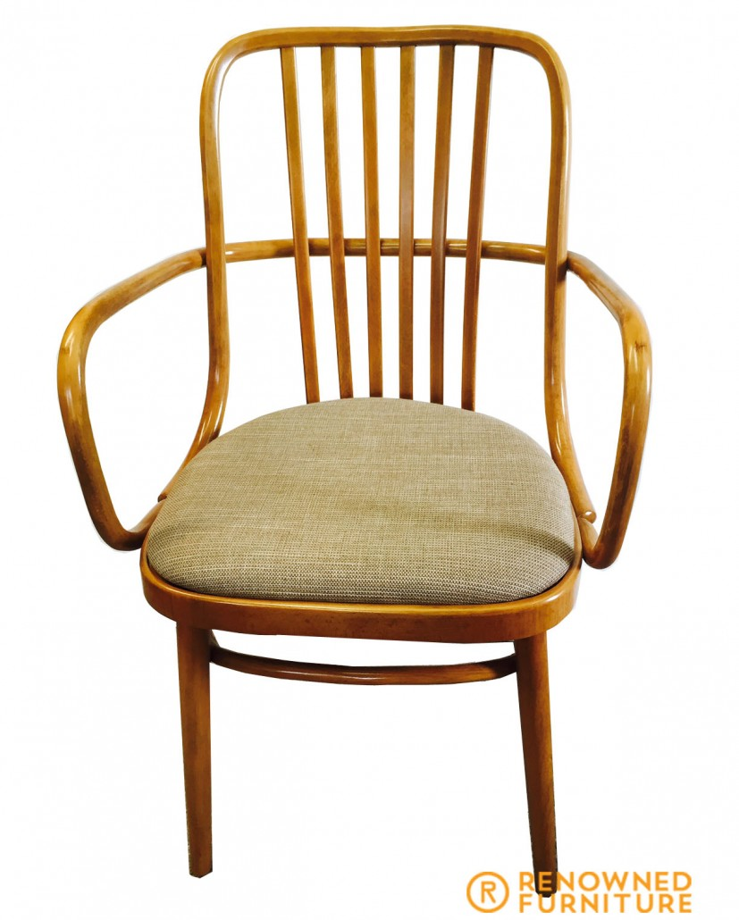 Bev and Mike's bentwood chair