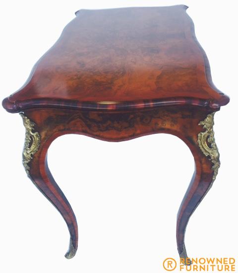 Jil'ls burl table