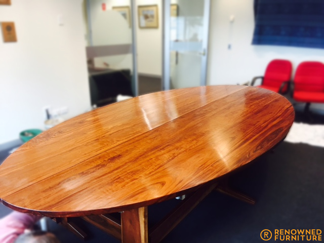 1-ton boardroom table