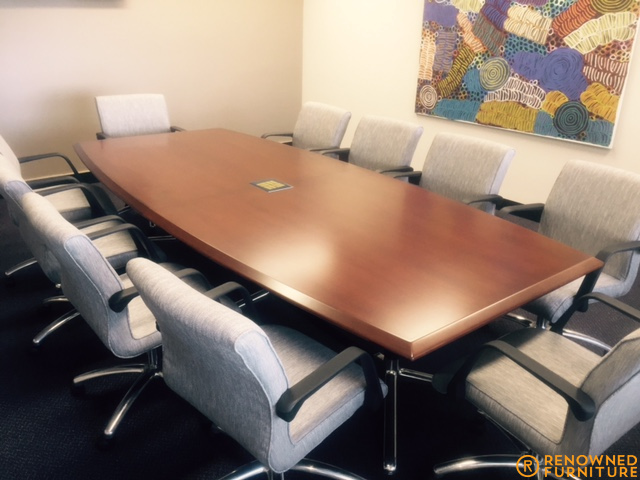 office furniture set refurbished by Renowned