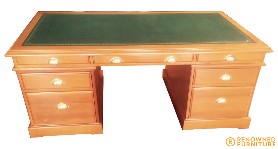 Mark's restored desk by Renowned
