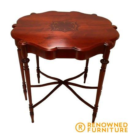 Restored Mahogany table
