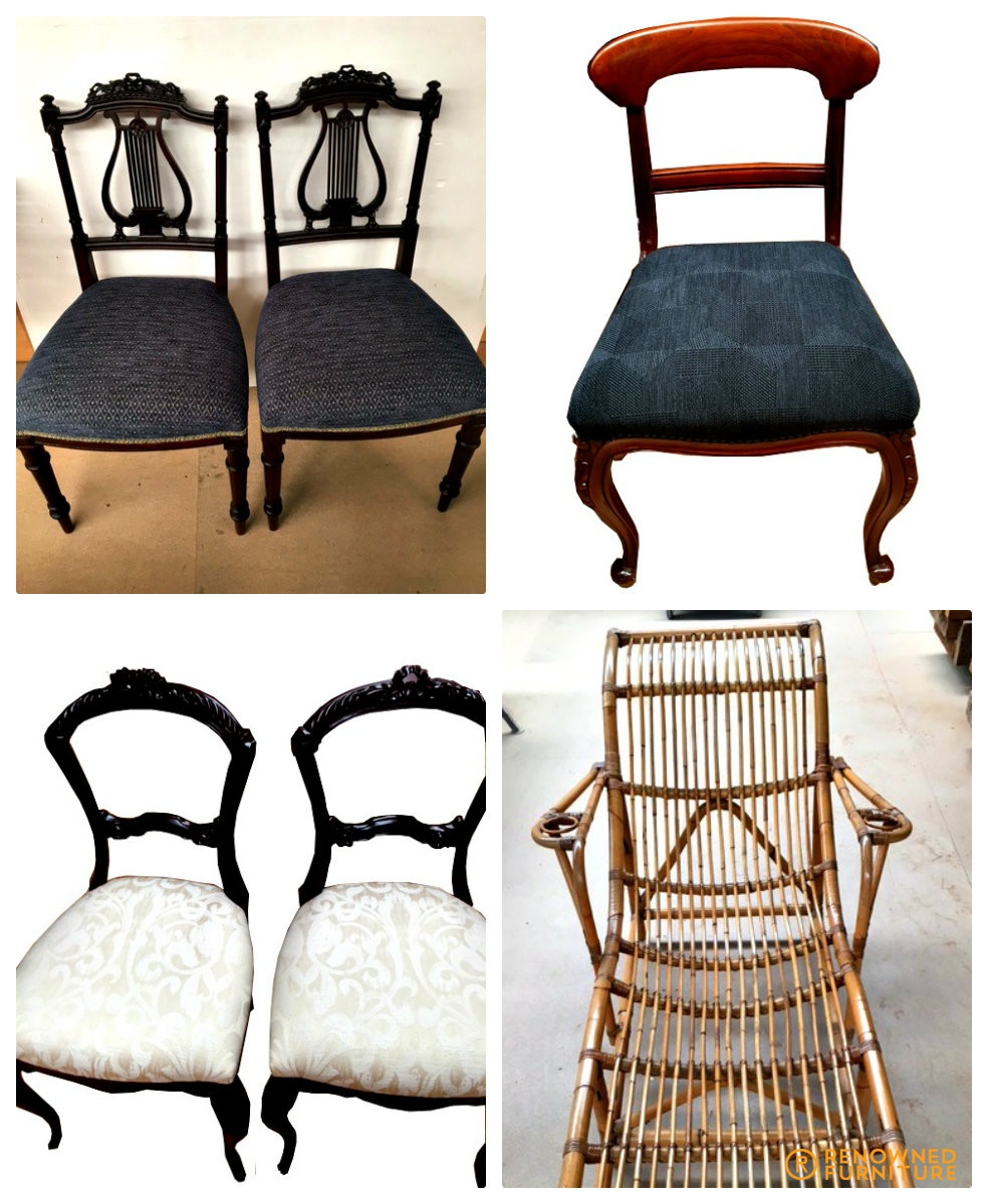 Chair restoration jobs