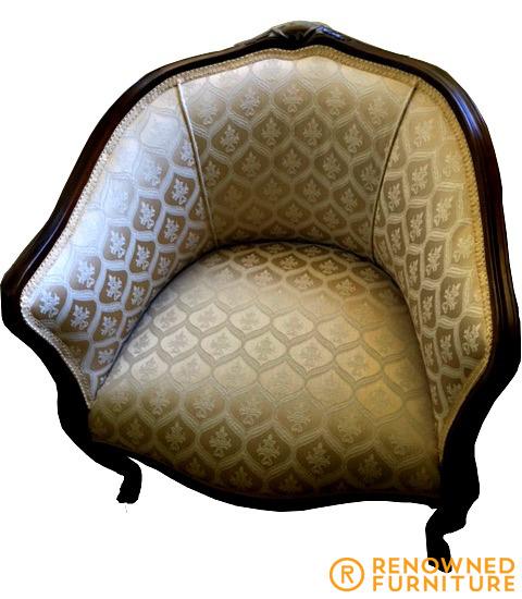 Restored Tub Chair