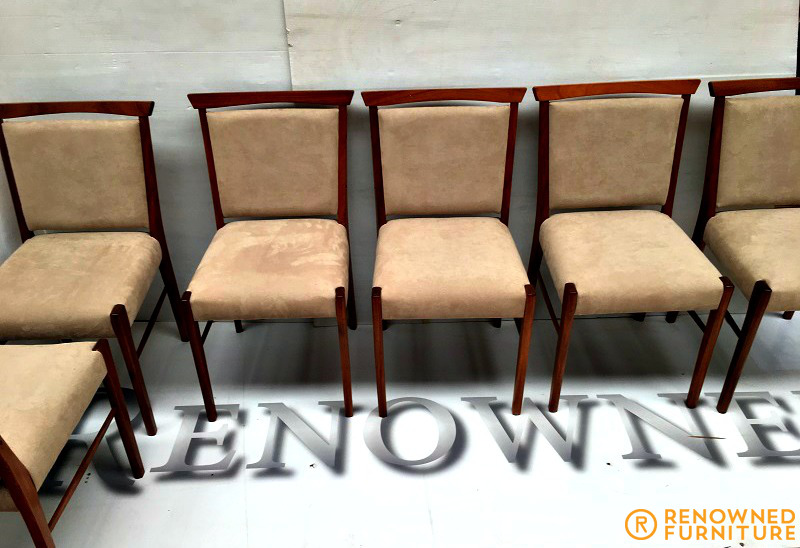 Restored Family Dining Chairs