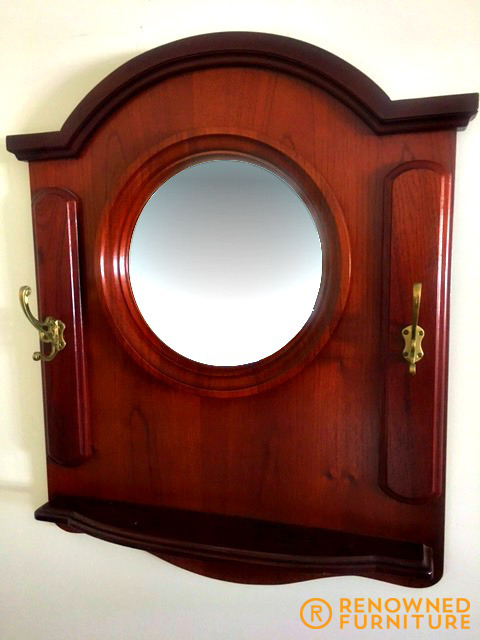 Custommade wall mounted hall mirror