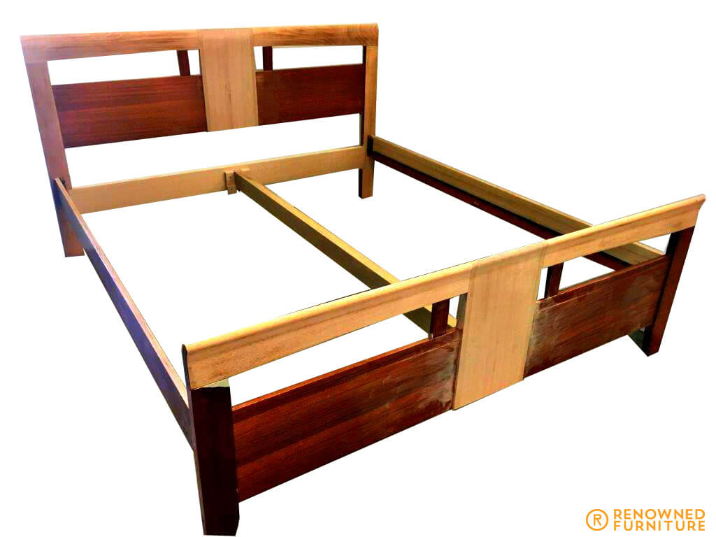Restored Tassy bed