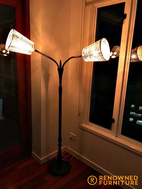 Restored lamps