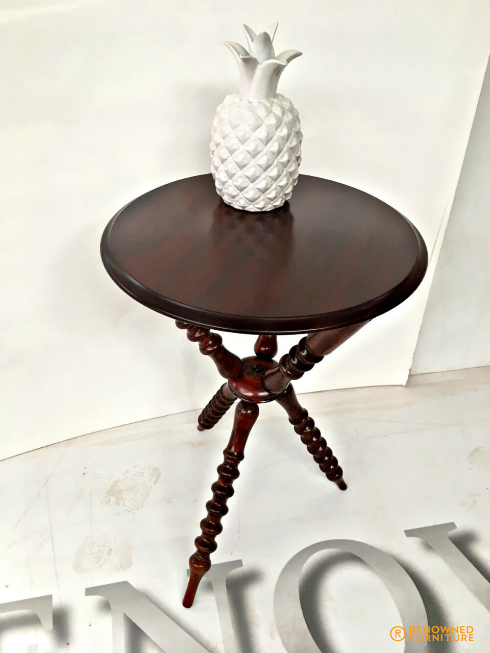 Restored sidetable