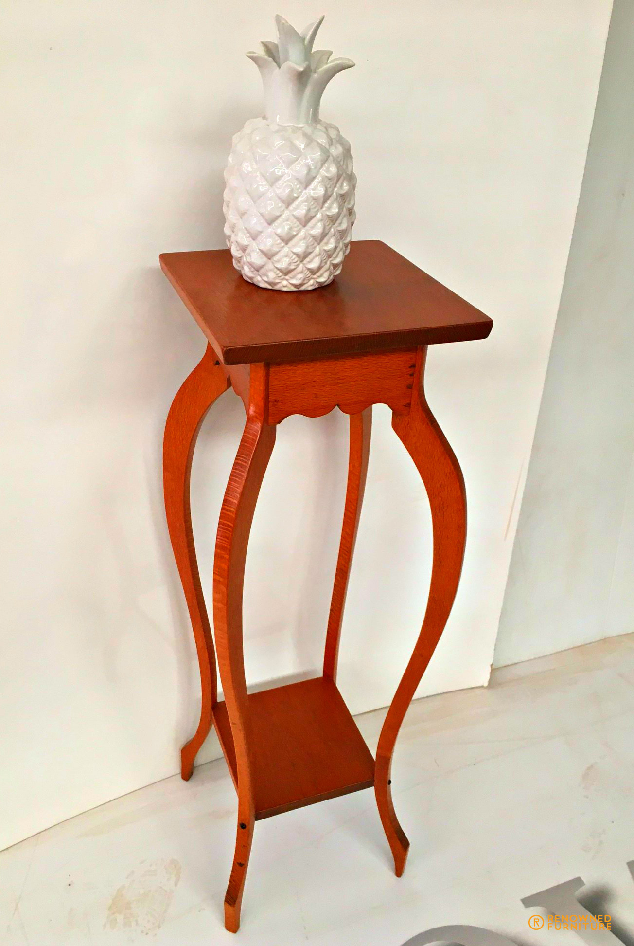 Restored pot plant stand