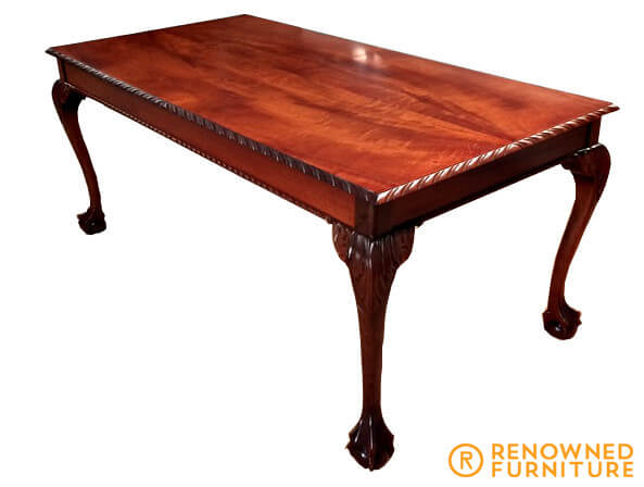 Restored Chippendale Table
